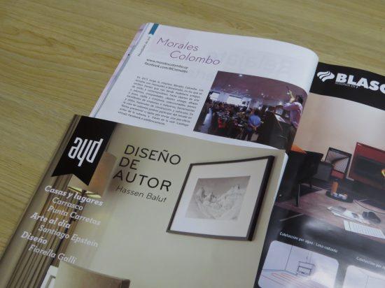IMG_9479 - Revista Arte y Diseño Edicion Mayo - Junio 2016