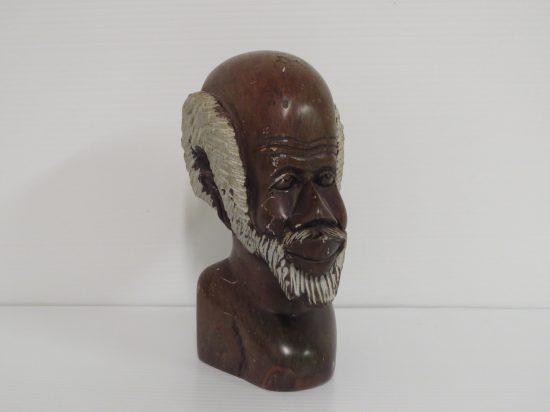 Lote: 2 - Lote: 2 - Figura en cerámica africana