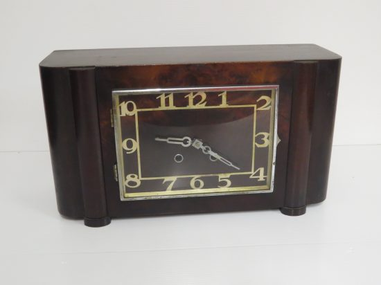 Lote: 12 - Lote: 12 - Reloj antiguo de mesa