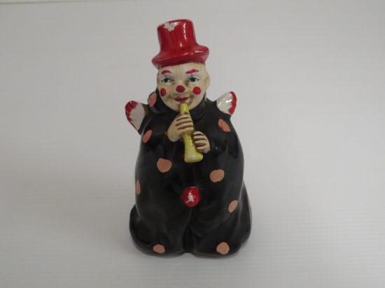 Lote: 1 - Lote: 1 - Figura de porcelana antigua