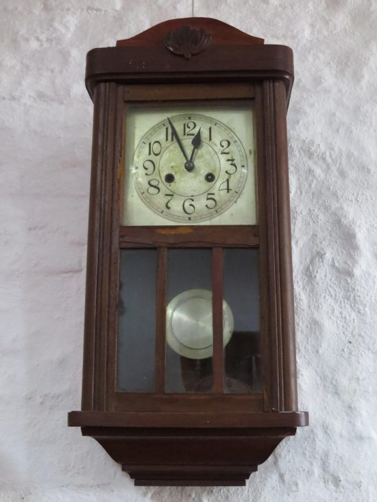 Lote: 43 - Lote: 43 - Reloj de pared antiguo