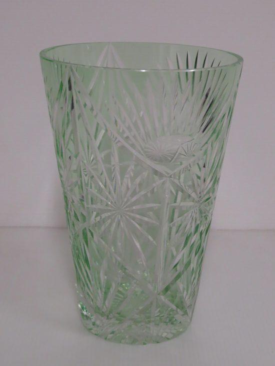 Lote: 17 - Lote: 17 - Florero en vidrio