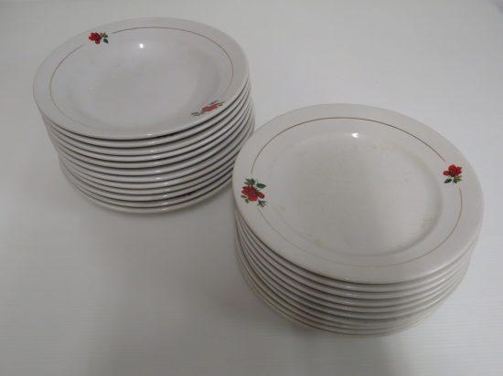 Lote: 102 - Lote: 102 - Lote de platos llanos y hondos