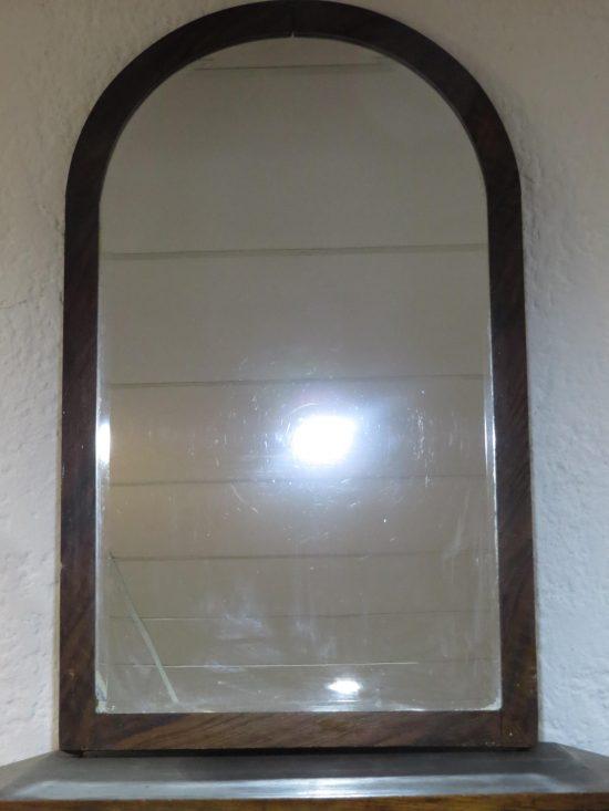 Lote: 66 - Lote: 66 - Espejo marco de madera