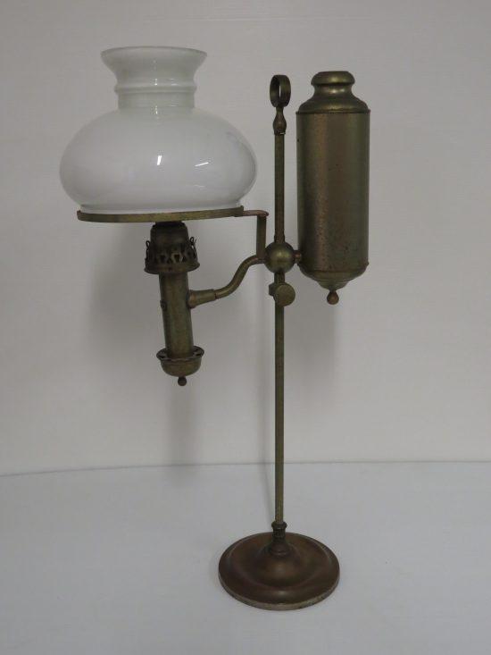 Lote: 15 - Lote: 15 - Antigua lámpara de mesa