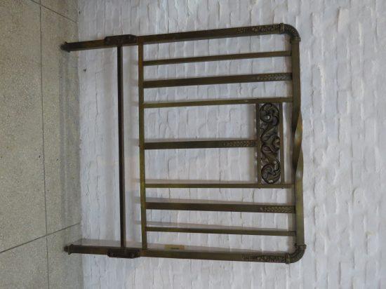 Lote: 31 - Lote: 31 - Respaldo cama de bronce