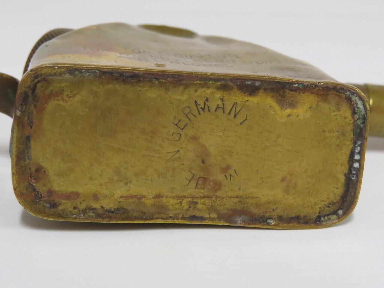 Lote: 38 - Lote: 38 - Antiguo soplete de cobre