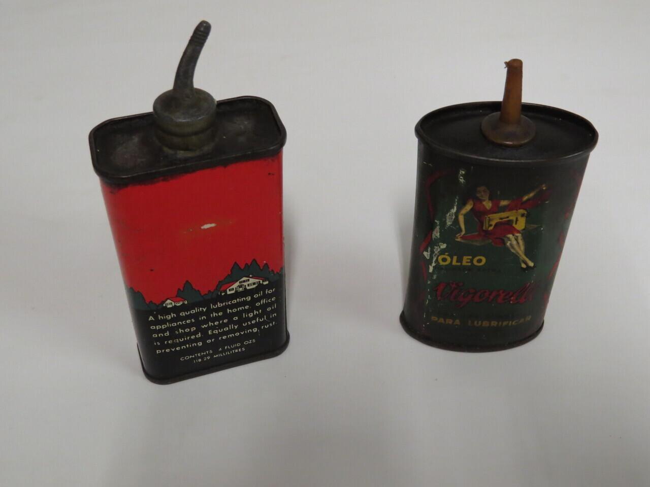 Lote: 39 - Lote: 39 - 4 latas de aceite