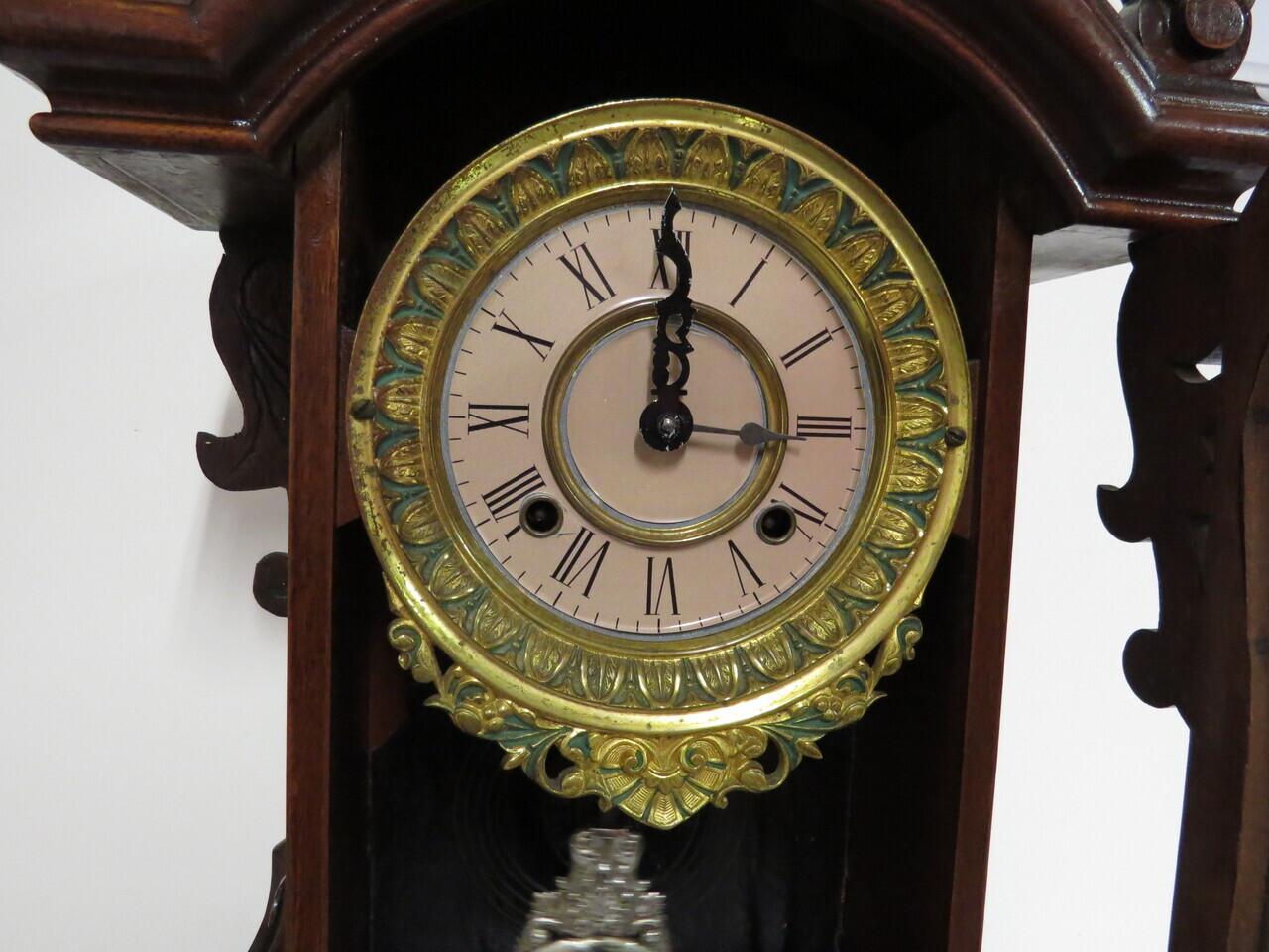 Lote: 80 - Lote: 80 - Reloj de Pared