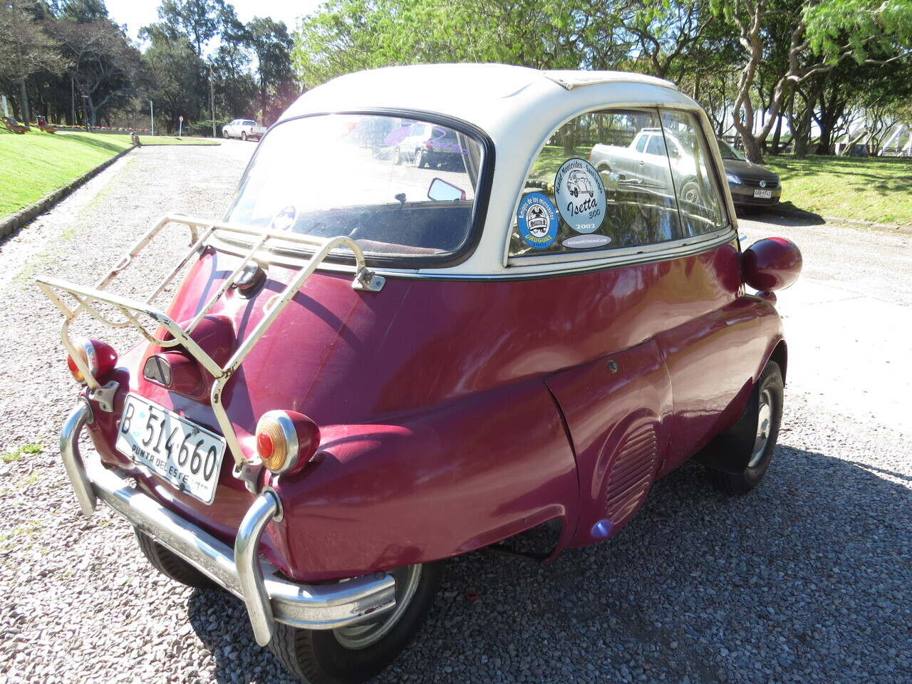 Lote: 83 - Lote: 83 - Isetta 300 - BMW