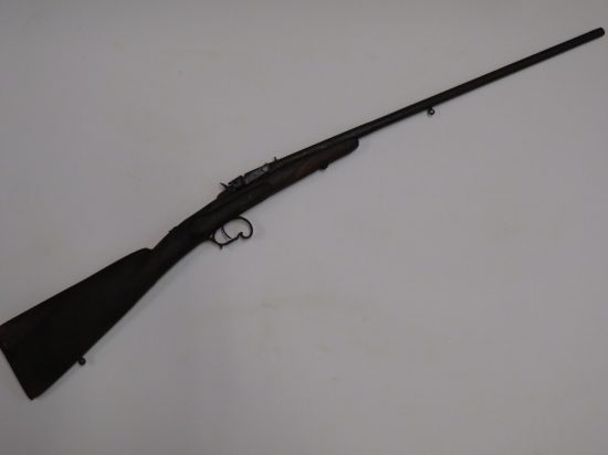 Lote: 46 - Lote: 46 - Escopeta