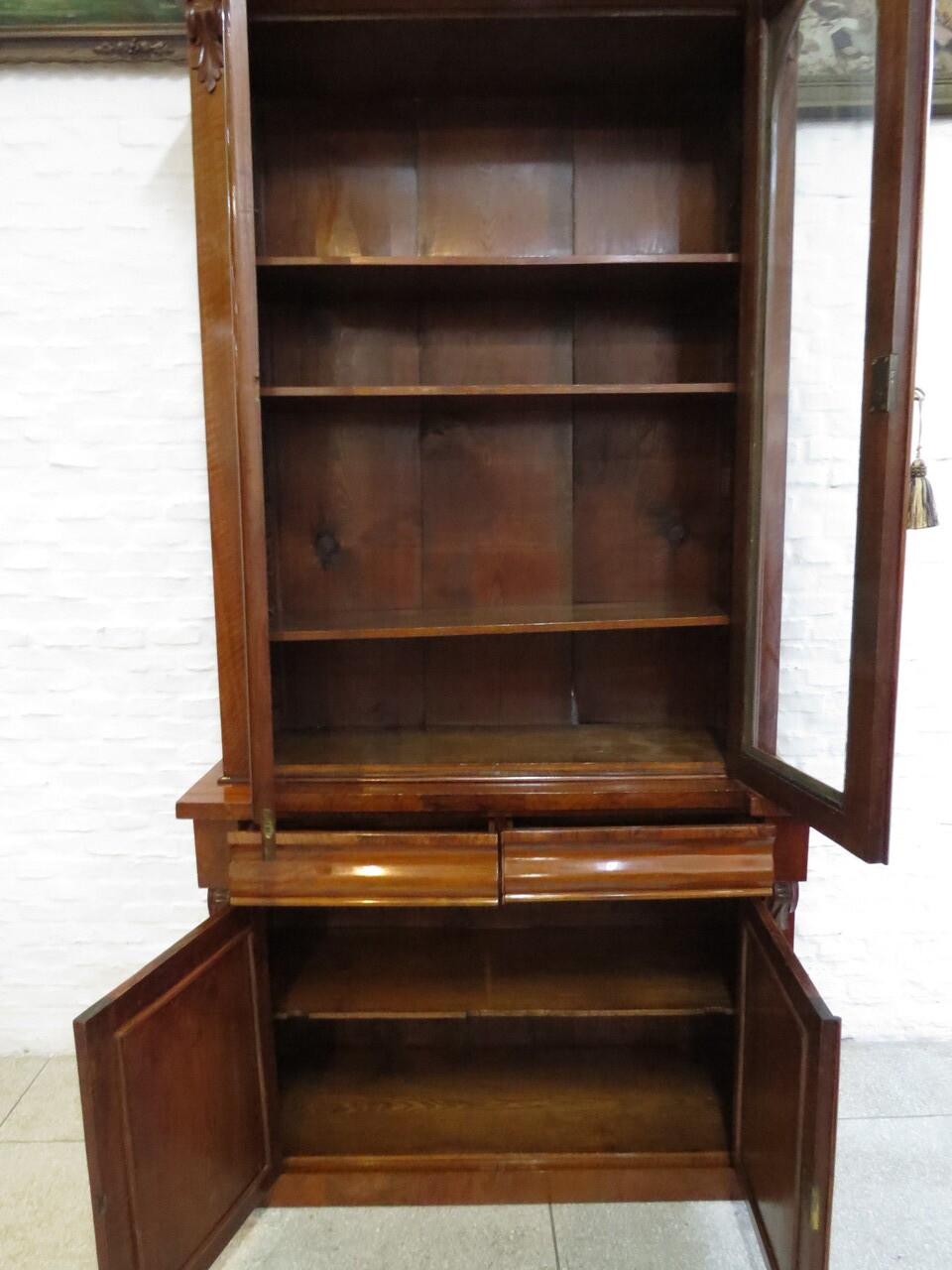 Lote: 193 - Lote: 193 - Bueble biblioteca