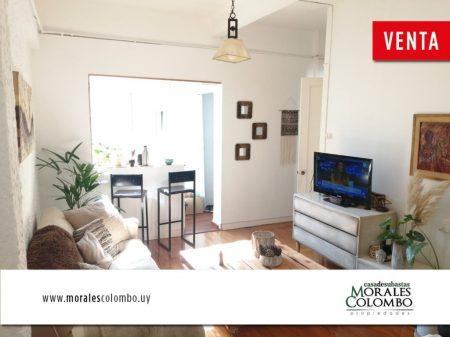 Apartamento 1 dormitorio – Montevideo