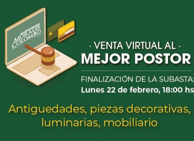 Venta Virtual Febrero 2021