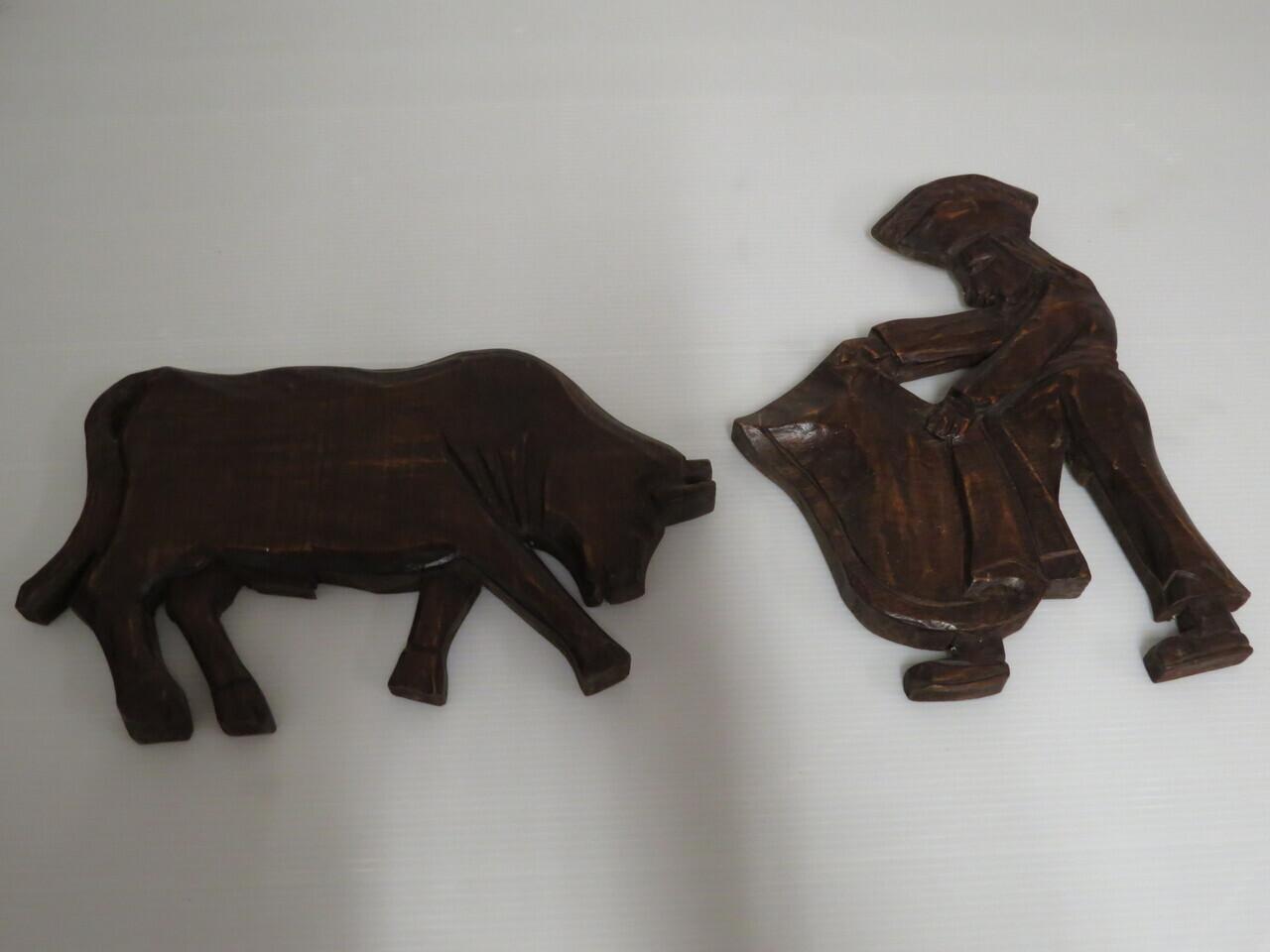 Lote: 29 - Lote: 29 - Torero y toro