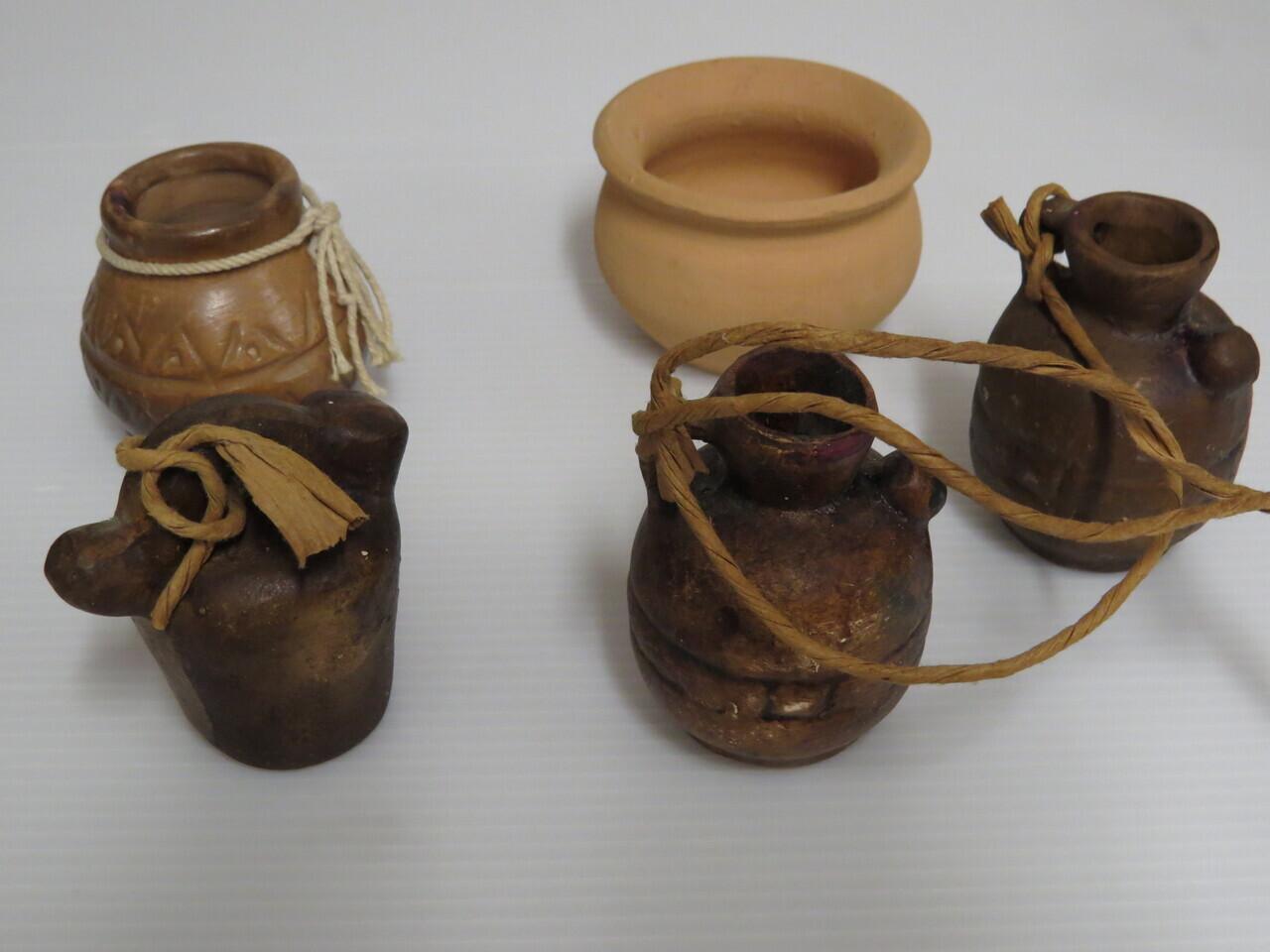 Lote: 19 - Lote: 19 - Lote de cerámica