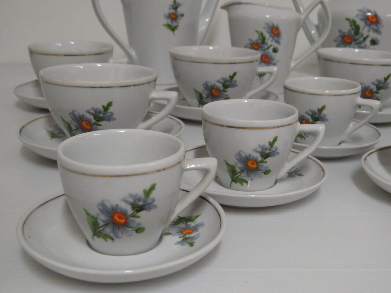 Lote: 14 - Lote: 14 - Juego de té y café