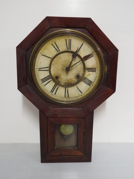 Lote: 103 - Lote: 103 - Reloj antiguo de pared