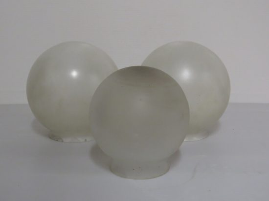 Lote: 69 - Lote: 69 - Tulipas globo blancas