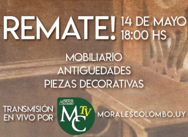 Remate Viernes 14 de Mayo