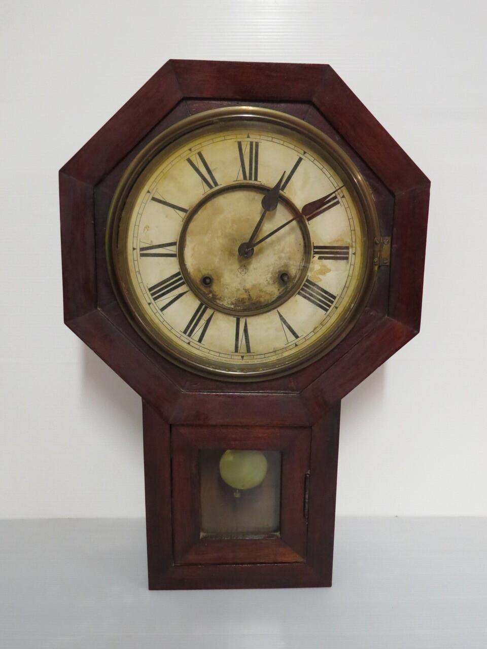 Lote: 15 - Lote: 15 - Reloj antiguo de pared