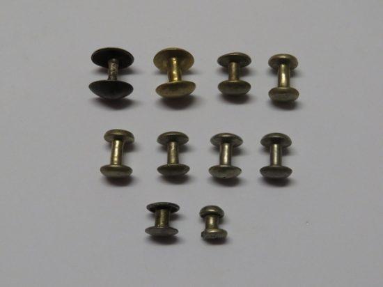 Lote: 3 - Lote: 3 - Botones criollos