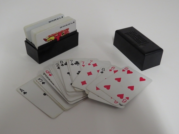Lote: 8 - Lote: 8 - Cartas de poker