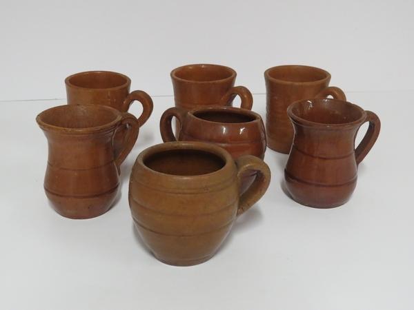 Lote: 10 - Lote: 10 - Jarritos de cerámica