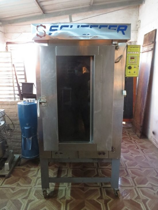 Lote: 12 - Lote: 12 - Horno a gas